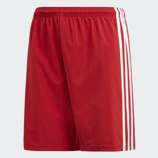 Condivo 18 Shorts Power Red / White CF0694