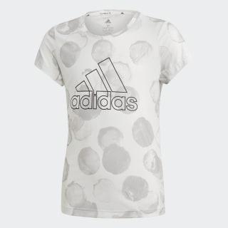 Camiseta YG TR BR TEE White / Grey Two / Black ED6320