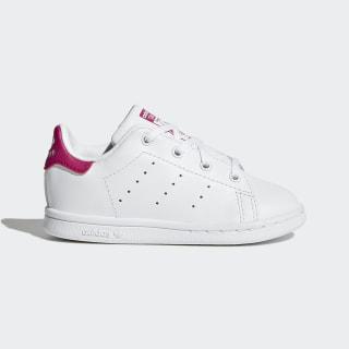 Stan Smith Ayakkabı Cloud White / Cloud White / Bold Pink BB2999