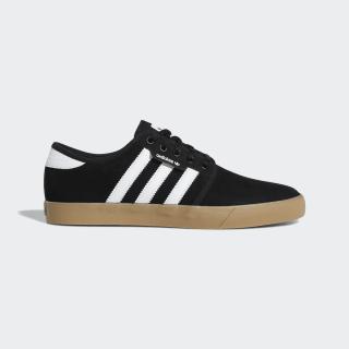 Zapatillas Seeley core black/ftwr white/GUM4 EE6136