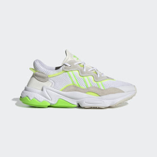 OZWEEGO Shoes Cloud White / Solar Yellow / Solar Green EH0972