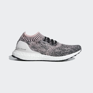 Ultraboost Uncaged Shoes True Pink / Clear Orange / Carbon B75861