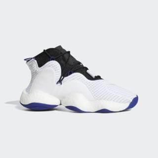 Crazy BYW Shoes Core Black / Cloud White / Real Purple B41932
