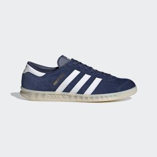 Hamburg Shoes Tech Indigo / Cloud White / Off White EF5788