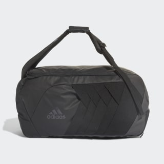 Спортивная сумка-дюффель Football Icon black / shock pink DY1976