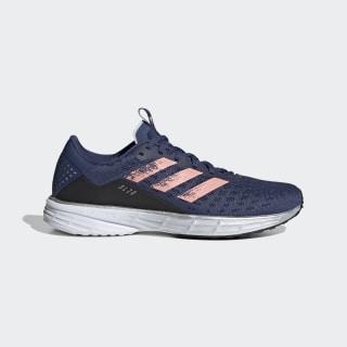 SL20 Shoes Tech Indigo / Glory Pink / Core Black EG2051