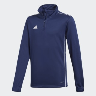 Training Top Core 18 Dark Blue / White CV4139