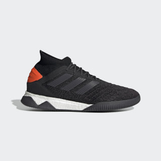 Tênis Predator 19 1 Core Black / Utility Black / Solar Orange F35621