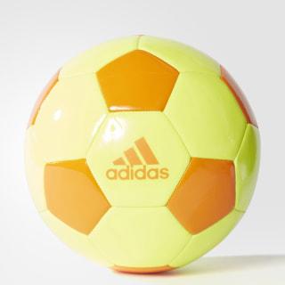 Balón de Fútbol EPP 2 ASH BLUE S18/HI-RES ORANGE S18 BS0843