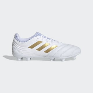 Copa 19.3 Firm Ground Boots Cloud White / Gold Metallic / Football Blue F35492