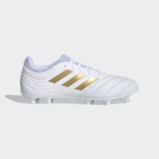 Copa 19.3 Firm Ground Voetbalschoenen Cloud White / Gold Met. / Football Blue F35492