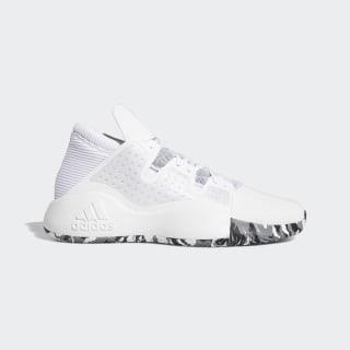 Pro Vision Shoes Cloud White / Cloud White / Gold Met. EF0485