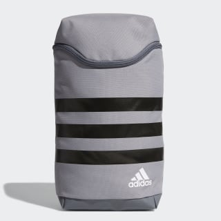 Sac à chaussures 3-Stripes Grey / Black / White BC2244