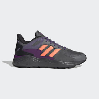 Sapatos Crazychaos Grey Six / Signal Coral / Cloud White EG8752