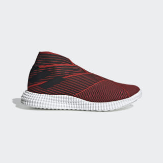 Nemeziz 19.1 Schuh Core Black / Core Black / Active Red F34731