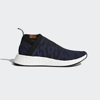 NMD_CS2 Primeknit Shoes Core Black / Noble Indigo / Ftwr White CQ2038