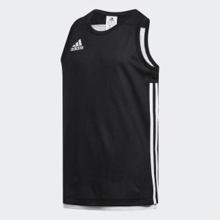 Camiseta Reversible 3G Speed Black / White DX6387