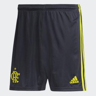 Shorts CR Flamengo 3 carbon/semi solar yellow DW3933