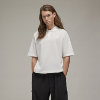 Y-3 CL Polo Core White FN3356