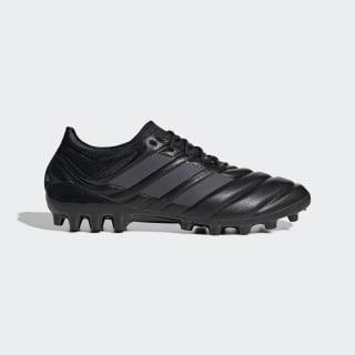 Copa 19.1 Artificial Grass Boots Core Black / Core Black / Silver Met. EF9009