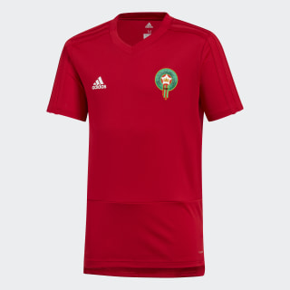 Morocco Training Jersey Power Red / White CL6134
