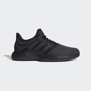 GameCourt Shoes Core Black / Core Black / Core Black EF0573