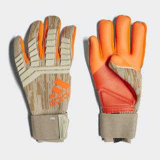Вратарские перчатки Predator Pro 78/18 raw desert / solar red CW5587