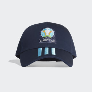 Бейсболка Official Emblem collegiate navy / bright cyan FJ3951