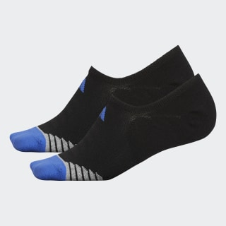Superlite Speed Mesh No-Show Socks 2 Pairs Black CJ0650