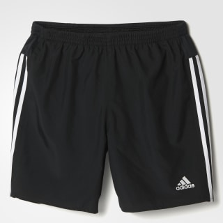 Response Shorts Black / White B43393