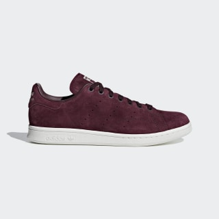 Tenis STAN SMITH maroon / crystal white / clear brown DB3569