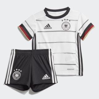 Ensemble bébés Allemagne Domicile White / Black FS7596