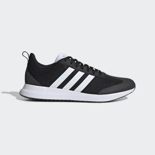 Run 60s Shoes Core Black / Cloud White / Matte Gold EE9731