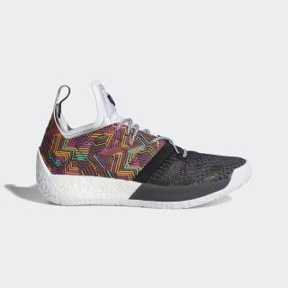 Harden Vol. 2 Shoes Ftwr White / Core Black / Grey One AQ0048