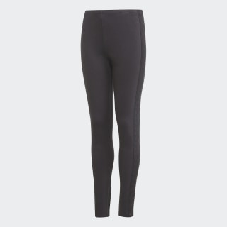 Tape Leggings Black / Collegiate Burgundy EI7456
