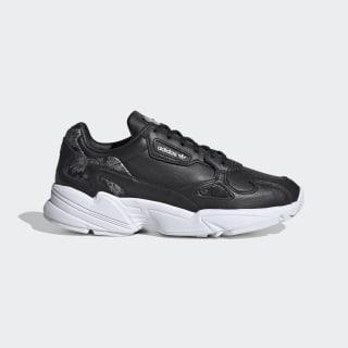 Falcon Schuh Core Black / Core Black / Silver Metallic EH1256