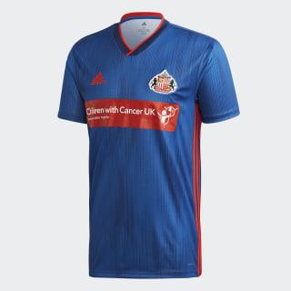 Sunderland AFC Away Jersey Dark Blue / Eqt Blue / Red DX7221