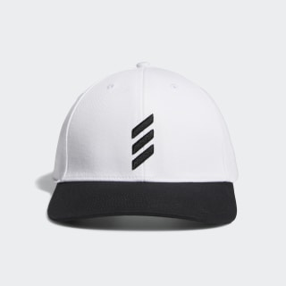 Adicross Bold Stripe Hat White FI3038