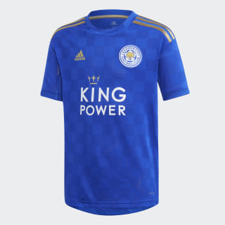 Leicester City Heimtrikot Bold Blue DX7209