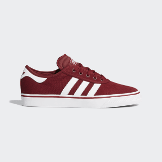 Adiease Premiere Shoes Collegiate Burgundy / Cloud White / Gum DB3095