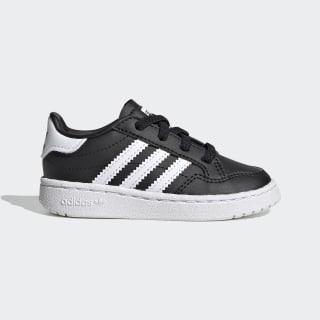 Team Court Shoes Core Black / Cloud White / Core Black EG9092