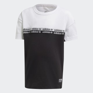 T-shirt Black / White FN0940