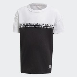 Tee Black / White FN0940