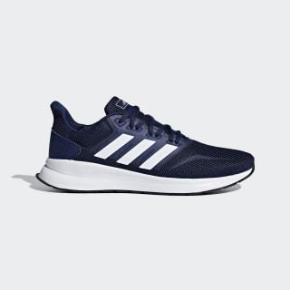 Runfalcon Schuh Dark Blue / Cloud White / Core Black F36201