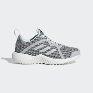 FortaRun X Shoes Grey / Grey / Ice Mint D96822