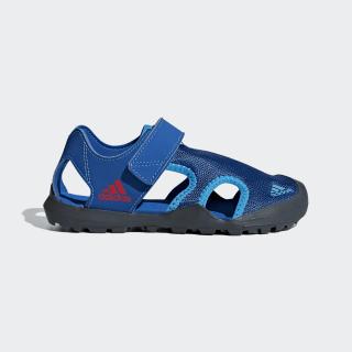 Terrex Captain Toey Sandals Blue Beauty / Grey Six / Active Red BC0703