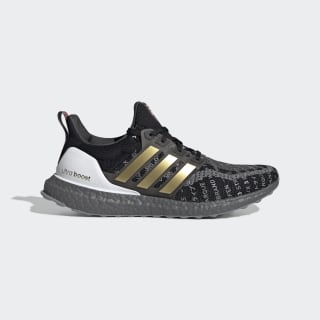 Ultraboost Shanghai Shoes Core Black / Gold Metallic / Solar Orange EH1712