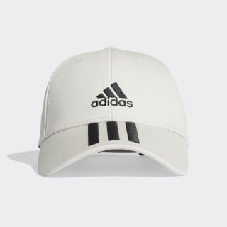 Casquette Baseball 3-Stripes Twill Orbit Grey / Black / Black FK0896