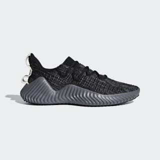 Alphabounce Trainer Shoes Core Black / Grey Four / Raw White BB9250
