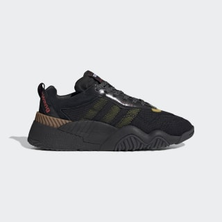 adidas Originals by AW Turnout Trainer Shoes Core Black / Yellow / Light Brown EG4902